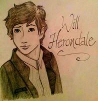 Will Herondale by mademoisellemaripol