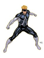 ANIMAL MAN 2 by K-Bol