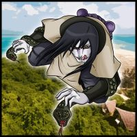 Orochimaru by Anglerfish5