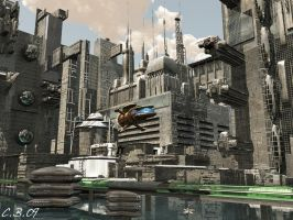 District 19 by ChristianBeyer