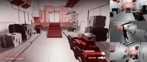 TRANSITION - Fan made gameplay by iEvgeni