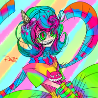 trickster roxy by rogues-fox