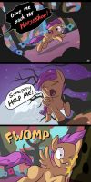 Wrong Dream by DocWario
