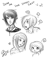 txt sketches by evahn