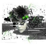 Green with Envy by vintageexpressionist