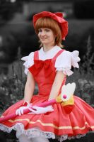 Card Captor Sakura cosplay II by KyliaDeRais