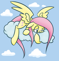 Pretty Fly for a Fluttershy by Faikie