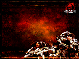 Gears Of War Wallpaper by skylineGTR07