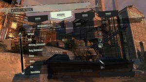 Dishonored Cursors v1.0 Pack 1 by JulioDRai