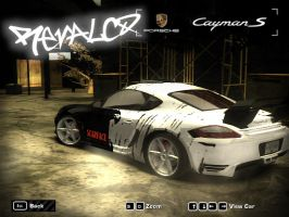 Nfsmw Scarface Back by Revalco