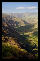 Waimea Canyon by Mashuto