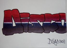 Throwie New by disgo04