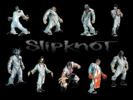 Slipknot by Cazeh
