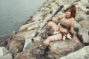 Nidalee II by EnchantedCupcake
