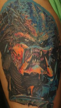 predator by tattooedone