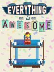 EIA Everything Is Awesome by jmardesigns