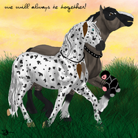 We Will Always Be Together by Vesperity