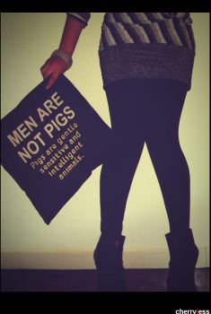 Men are not Pigs by cherryjess