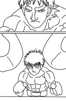 ippo_chapter: 934 page: 16 by Riekichi