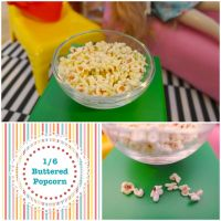 1/6 scale popcorn by LittlestSweetShop