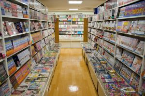 Manga for Sale by SuperPope