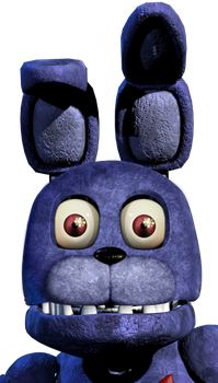 bonnies face Withered