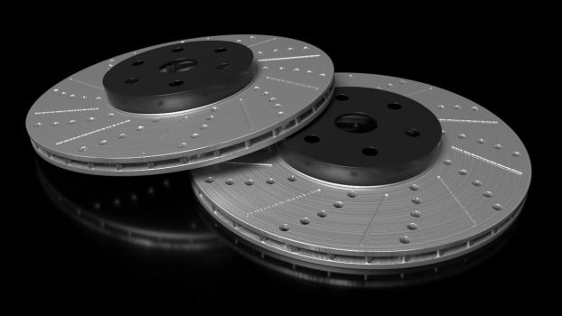 Standard Brake disc by bigsheepNAP