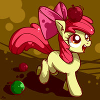 applebloom is sooooooo cute! by RenoKim