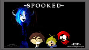 SpookeD END by SynDuo