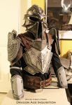 Dragon Age Inquisition WIP Inquisitor Armor 5 by SKSProps