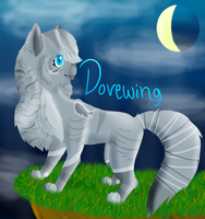 My entry for dovepaw3000's contest! by coulghoul