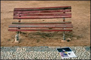 Sit and Read by fGimbra