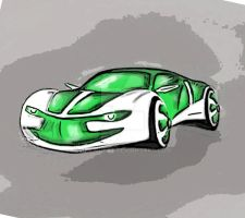 concept car by akkigreat