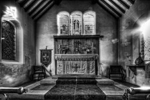 Holy Trinity Bronington by CharmingPhotography