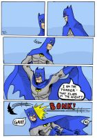 Batman Meets Adam West Part 48 by TheMonkeyYOUWant