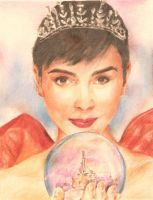 mirror mirror- snow white - lily collins by tengari