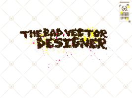 Bad Designer Wall by Y0o