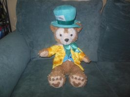 Duffy as the mad hatter by PrincessCarol