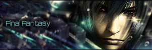Signature Final Fantasy XIII by HELLerrel