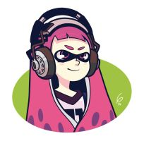 Splatoon by Louistrations