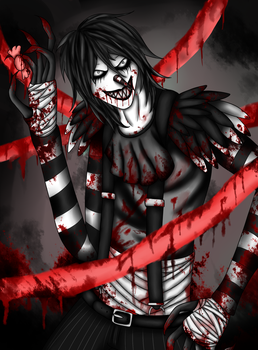 Laughing Jack by ZombieRay10