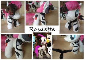 Roulette - Comission OC by Jillah92