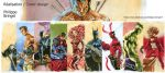 Groupe-comics by Philippe-Bringel