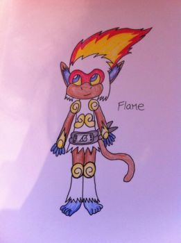 Flame bio *old version* by Infernapelover