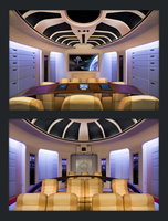 Star Trek Home Theater GUIs by Guifx
