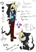 .:Ref:. Jonathan Wolfhampton (Kentael child) by SilverfanNumberONE