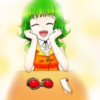 happy GUMI by melodiekiss
