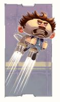 Jetpack Joyride by thurZ