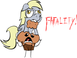 Request: Muffin Murder by lordcurly972