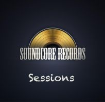 SoundCore Records Sessions Album Cover Art by SoundCoreRecords